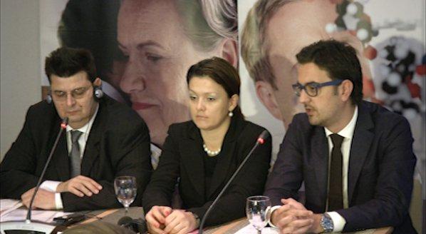 Фармацевтичната компания Рош е ивнверстирала 1 млн. лв.  в клинични проучвания в България