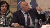 Борисов: Включете се в Набуко, след това ще продаваме скъпо