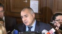 Борисов за Бареков: Какво му е? Стои си в Брюксел и говори английски