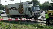 Българи арестувани заради камиона с мъртви бежанци в Австрия