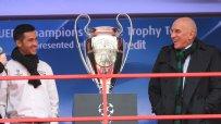 УниКредит посрещна Купата на UEFA Champions League в България