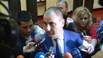 Цветанов: Изпълнил съм онова, което сме договорили с премиера