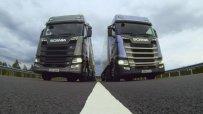 Scania показа бъдещето на транспорта с новия си камион