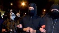 Френски полицаи протестираха срещу атаките над техни колеги