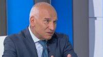 Левон Хампарцумян: Ние сме на нивото на некриза