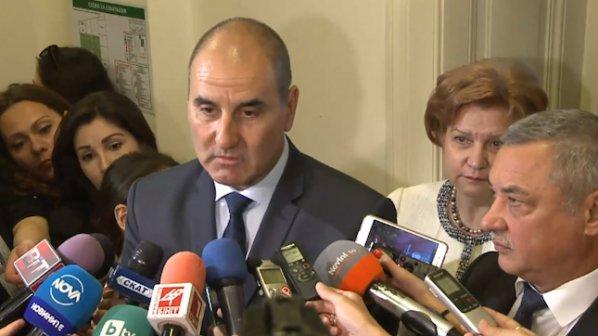 ГЕРБ няма да подкрепи законопроекта за тютюнопушенето на Валери Симеонов