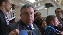 Сотир Цацаров: Затворническата система е на ръба
