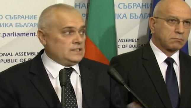 Валентин Радев: Цяла Европа ни хвали за опазването на границата