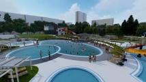 Парк Възраждане се разширява, ще има  и аквапарк