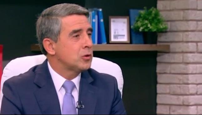 Росен Плевнелиев: Външнополитически Румен Радев не е никакъв фактор