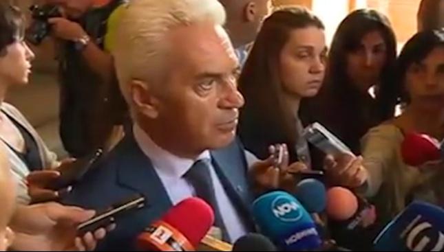 Волен Сидеров: Има заговор срещу премиера, целта е дестабилизация и предсрочни избори