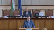 Цацаров: Промени в НК заради корупционни престъпления са необходими