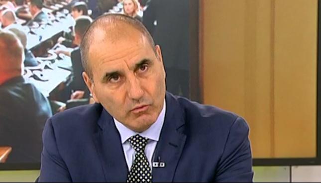 Цветанов: Румен Радев търси само конфронтацията. Ние сме отворени и търсим диалог