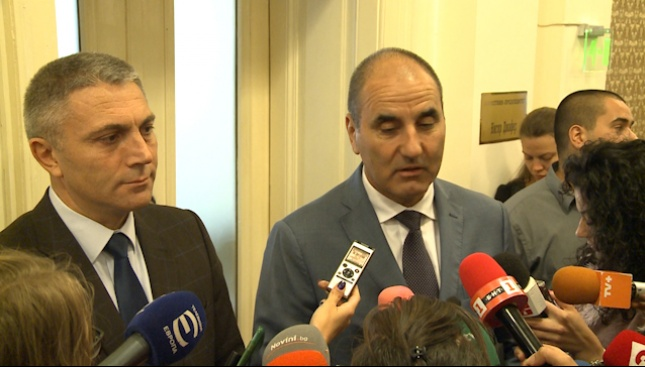 ГЕРБ и ОП номинираха Красимир Влахов за конституционен съдия