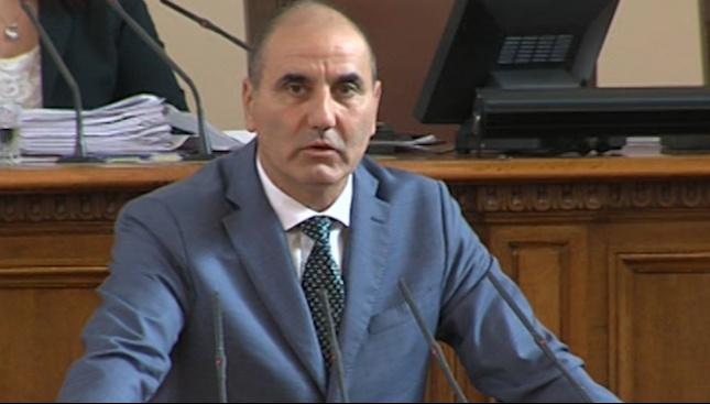 Цветанов с призив към президента Румен Радев