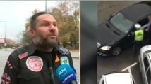 Авторът на клипа с колата на НСО: С очите си видях Десислава Радева да слиза