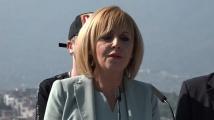 Манолова: Ще разградим защитната стена на властта тухла по тухла, започваме от София