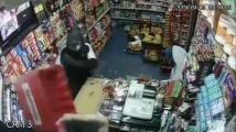 Сръбска продавачка натири пишман крадец