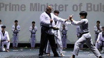 Бойко Борисов беше удостоен с почетния девети дан в корейското бойко изкуство таекуондо
