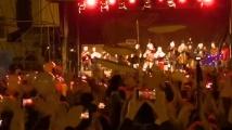 Десетки хиляди сардини пяха Bella Ciao на митинг в Италия