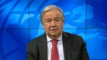 Антониу Гутериш поздрави България по случай 65-ата годишнина от членството на страната ни в ООН