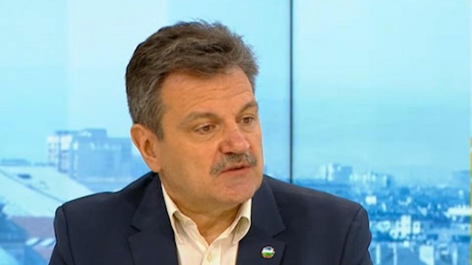Симидчиев: COVID-пандемията е като пожар