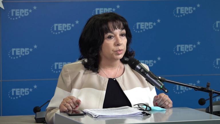 Теменужка Петкова за думите на служебния министър на енергетиката: Изречени бяха поредица от неистини
