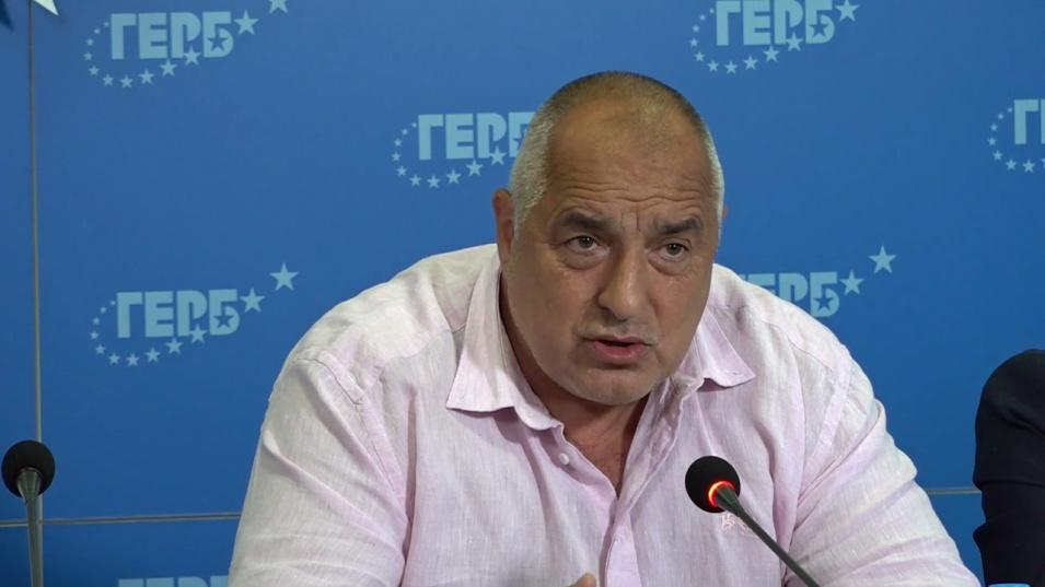 """Борисов за разпитите и разкритията на властта: Целта съм аз! Трябва да отговаряме на """"някакви пияници"""""""