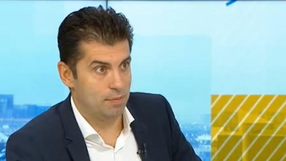Кирил Петков: Трябва План за възстановяване, който е амбициозен, а не популистки