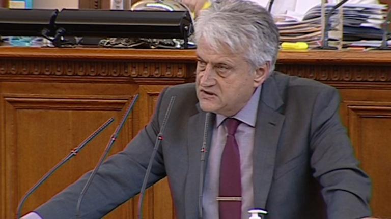 Бойко Рашков: Не започваме война, армията ще се включи само при повишен мигрантски натиск