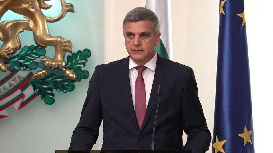 Янев: Имаме нужда от правителство, подкрепено от стабилно парламентарно представителство