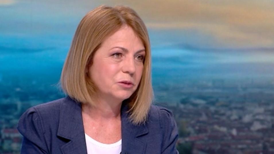 Фандъкова открехна завесата може ли да е кандидат-президент
