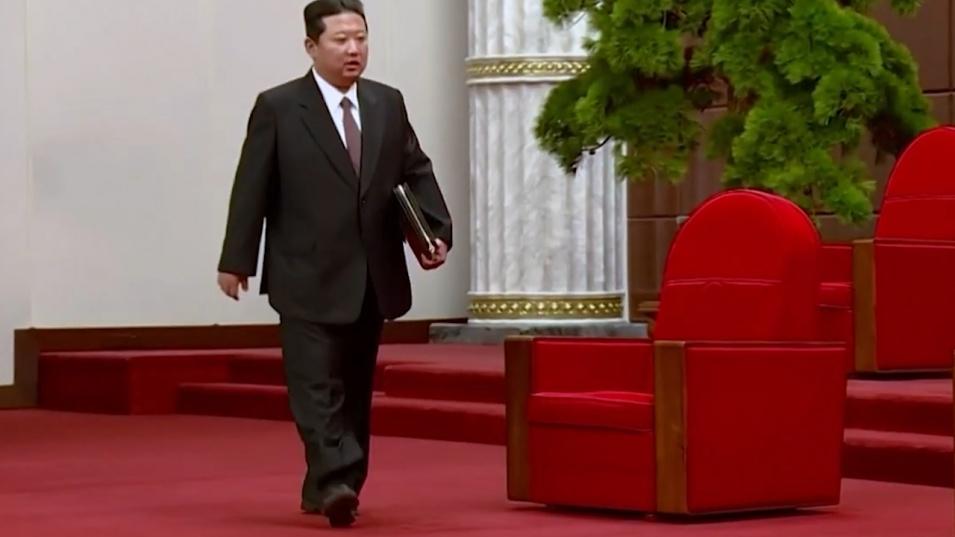 Ким Чен-ун втрещи със стил