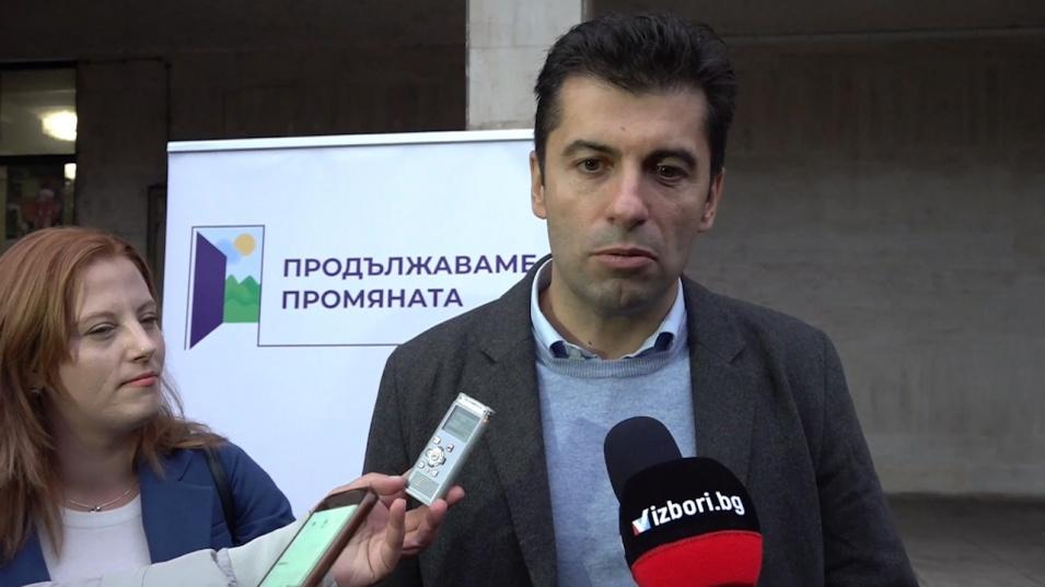 Кирил Петков в Шумен: Тук сме да решаваме истинските проблеми на хората