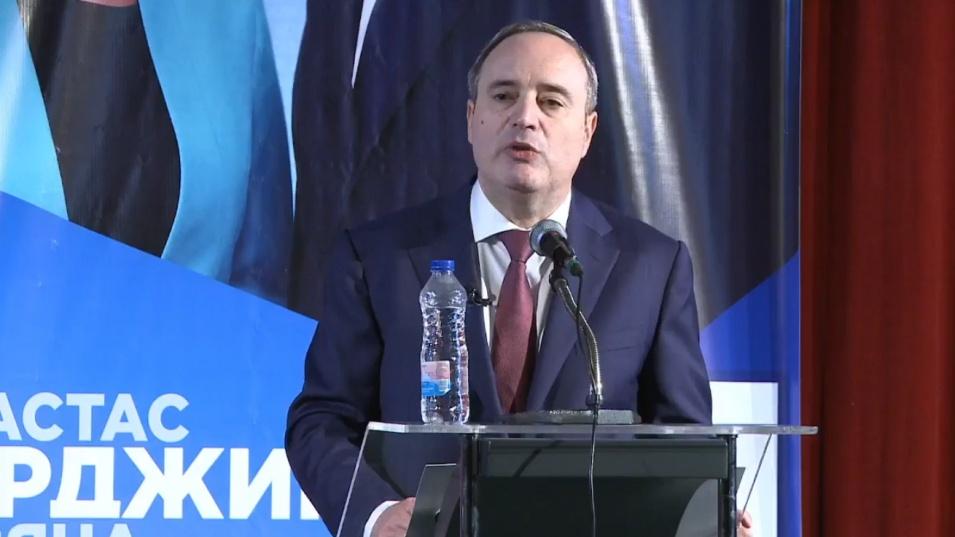 Проф. Анастас Герджиков в Карлово: Българският народ не е разединен