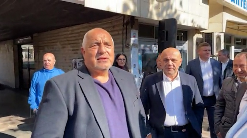 Борисов зове партиите за обединение